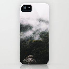 Mist iPhone Case