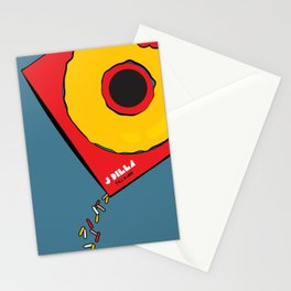 J Dilla - Fall in Love Stationery Cards