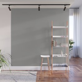 PALOMA neutral gray solid color Wall Mural