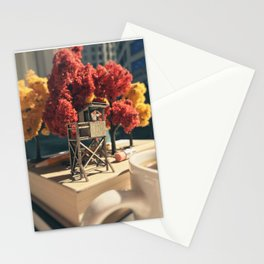 On the look out Stationery Cards