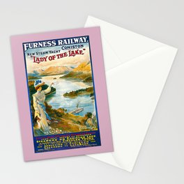 Furness Railway and Lady of the Lake Stationery Cards