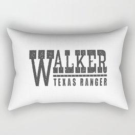 WALKER TEXAS RANGER Rectangular Pillow