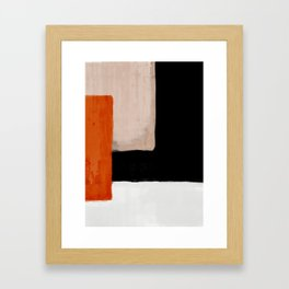 abstract minimal 14 Gerahmter Kunstdruck