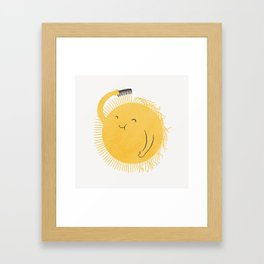 Good Morning, Sunshine Gerahmter Kunstdruck