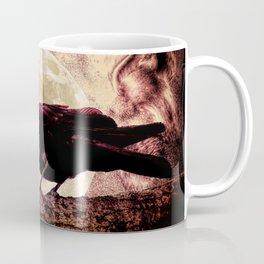 Crow Black Bird Full Moon Surreal Gothic Home Decor Art A143 Coffee Mug