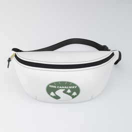 Erie Canalway Trail Fanny Pack