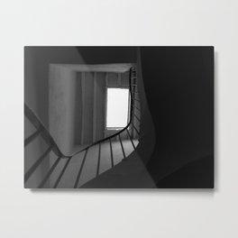 Constant Climb Metal Print