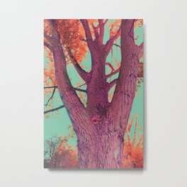 Power tree of love and life Metal Print