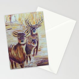 Curious | Curieux Stationery Cards