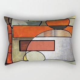 Falling Industrial Rectangular Pillow