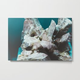 Mineral Two Metal Print