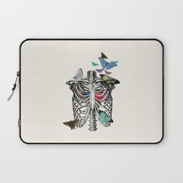 Anatomy 101 - The Thorax Laptop Sleeve