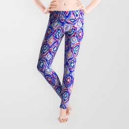 Sunset Ikat Leggings