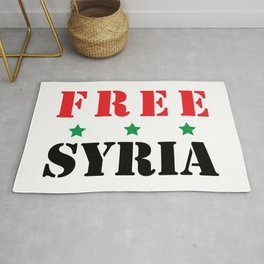 FREE SYRIA Rug