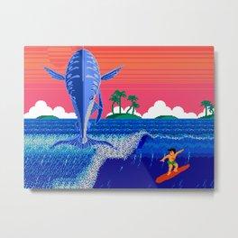 Maui Dreams Metal Print