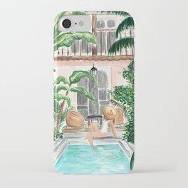 Moroccan Dream iPhone Case