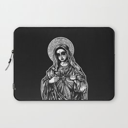Mother Mary Laptop Sleeve