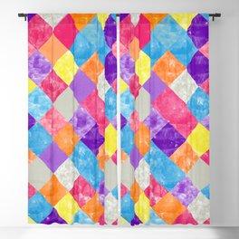 Lovely Geometric Background V Blackout Curtain