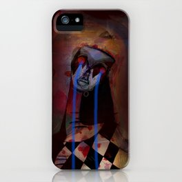 Maggot iPhone Case