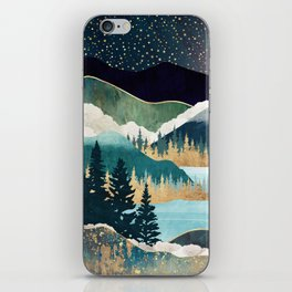 Star Lake iPhone Skin