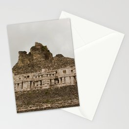 Xunantunich Carvings Stationery Cards