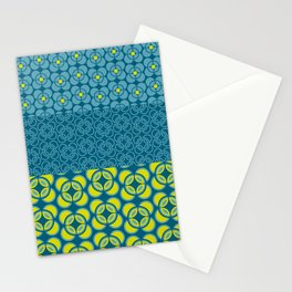 Mona suit Stationery Cards