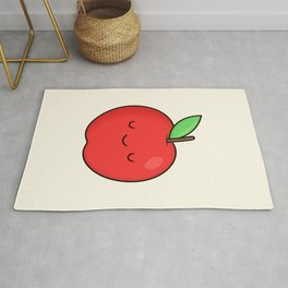 Cute Apple Rug