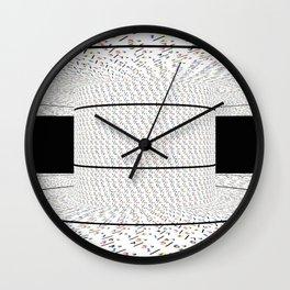 Farey's Lament Wall Clock