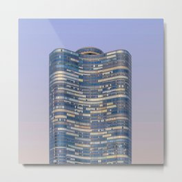 Chicago, Illinois VI Metal Print