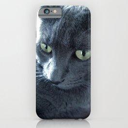 Purrr-fect iPhone Case