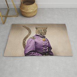 Grand Viceroy Leopold Leopard Rug