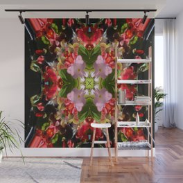 Love of Begonias... Wall Mural