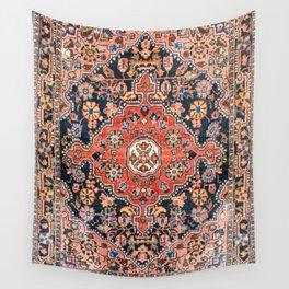 Djosan Poshti West Persian Rug Print Wall Tapestry