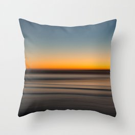 Seascape 013 Throw Pillow