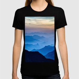 Mountains 11 T-shirt