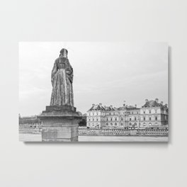 Jardin du Luxembourg, Paris Metal Print
