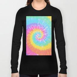 Rainbow Tie Dye Long Sleeve T-shirt