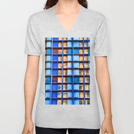 Block Living Unisex V-Neck