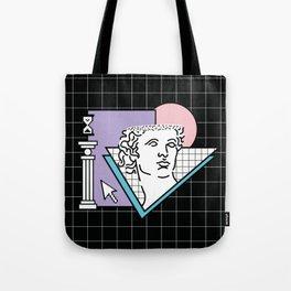 Apollo Vaporwave / greek god Tote Bag