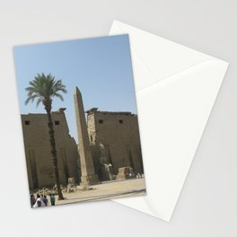 Temple of Luxor, no. 2 Stationery Cards