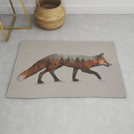The Red Fox Rug