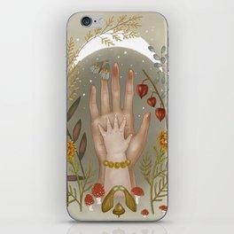 Salem - Moon Child iPhone Skin
