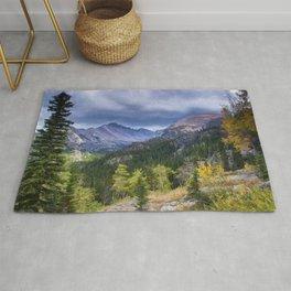 Rocky Mountain National Park Rug