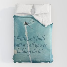 Holding On Comforters