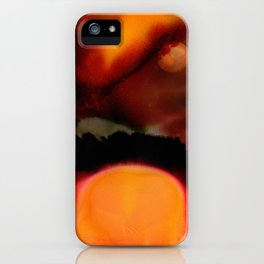Another World iPhone Case