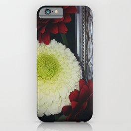 Silver Blood iPhone Case