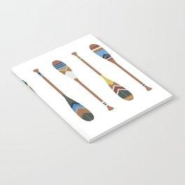 Painted Oars Notebook