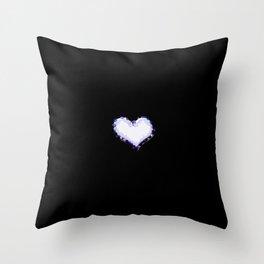 Gentle shine Throw Pillow