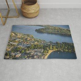 Queenstown, New Zealand Rug