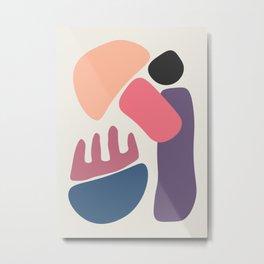 Abstract No.5 Metal Print